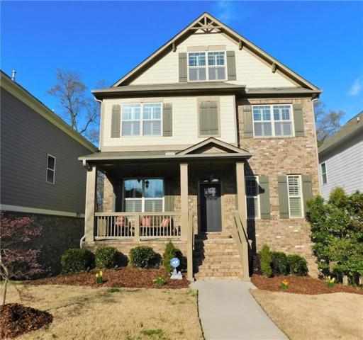 1018 Belmont Commons Drive SE, Smyrna, GA 30080 (MLS #6521717) :: Charlie Ballard Real Estate