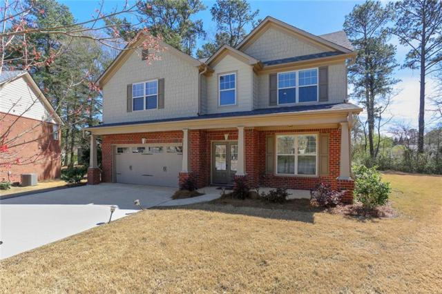 4980 Racquet Court, Duluth, GA 30096 (MLS #6521897) :: RE/MAX Prestige