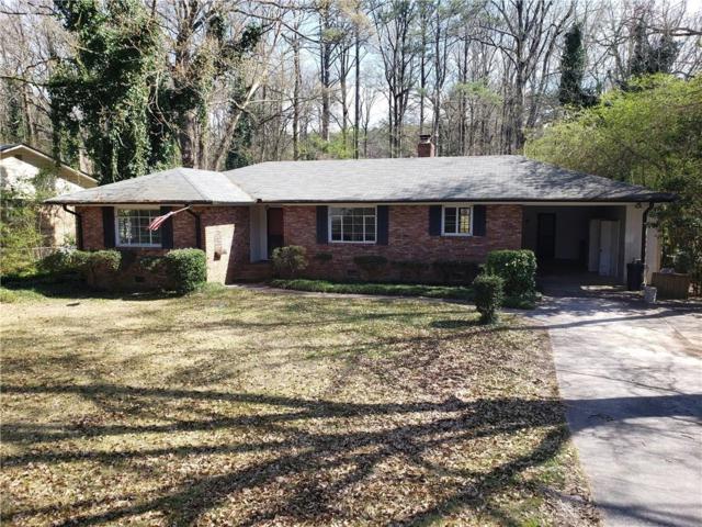 287 Brookwood Drive SW, Marietta, GA 30064 (MLS #6521923) :: RE/MAX Paramount Properties