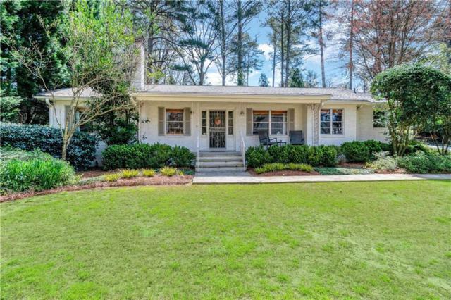 882 Kipling Drive NW, Atlanta, GA 30318 (MLS #6521952) :: Charlie Ballard Real Estate