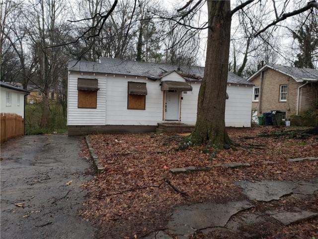 695 Cedar Avenue NW, Atlanta, GA 30318 (MLS #6521973) :: The Stadler Group