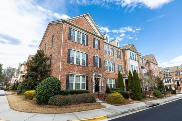 2801 Loftview Square #7, Atlanta, GA 30339 (MLS #6522011) :: Charlie Ballard Real Estate