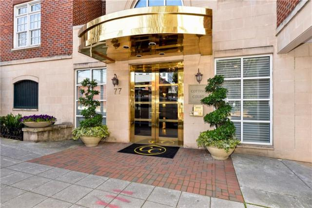 77 Peachtree Pl Ne #308, Atlanta, GA 30309 (MLS #6522028) :: Charlie Ballard Real Estate