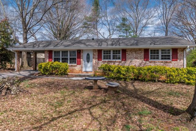 2039 Glynbrook Drive, Tucker, GA 30084 (MLS #6522096) :: Todd Lemoine Team