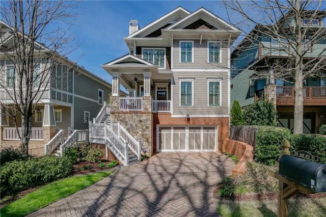 3261 Mae Avenue NE, Brookhaven, GA 30319 (MLS #6522139) :: Charlie Ballard Real Estate