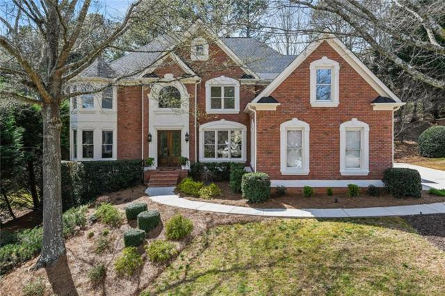 6095 Deerwoods Trail, Alpharetta, GA 30005 (MLS #6522198) :: Hollingsworth & Company Real Estate