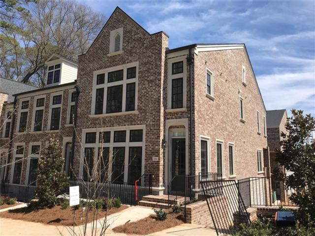 224 Devin Place NE #3, Atlanta, GA 30305 (MLS #6522201) :: Dillard and Company Realty Group