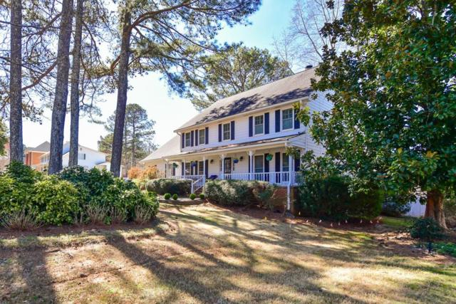 1661 Hickory Lake Drive, Snellville, GA 30078 (MLS #6522251) :: The Cowan Connection Team