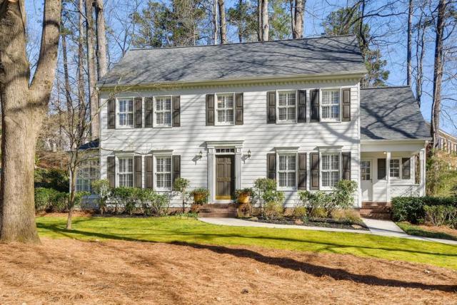 1491 Wood Thrush Way, Marietta, GA 30062 (MLS #6522297) :: The Heyl Group at Keller Williams