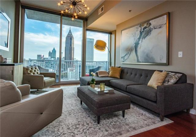 855 Peachtree Street NE #2409, Atlanta, GA 30308 (MLS #6522336) :: The Zac Team @ RE/MAX Metro Atlanta