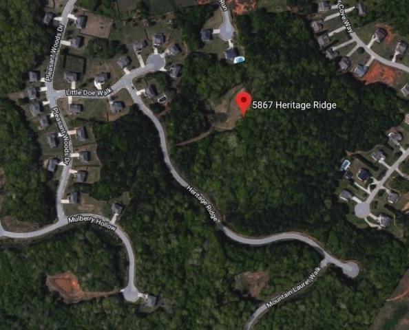 5867 Heritage Ridge, Flowery Branch, GA 30542 (MLS #6522381) :: North Atlanta Home Team