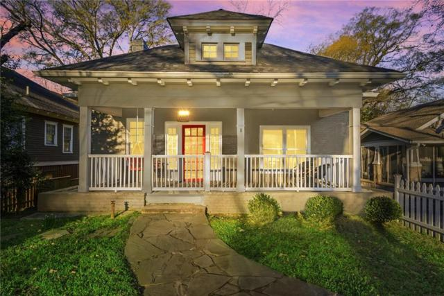 970 N Highland Avenue NE, Atlanta, GA 30306 (MLS #6522412) :: The Zac Team @ RE/MAX Metro Atlanta