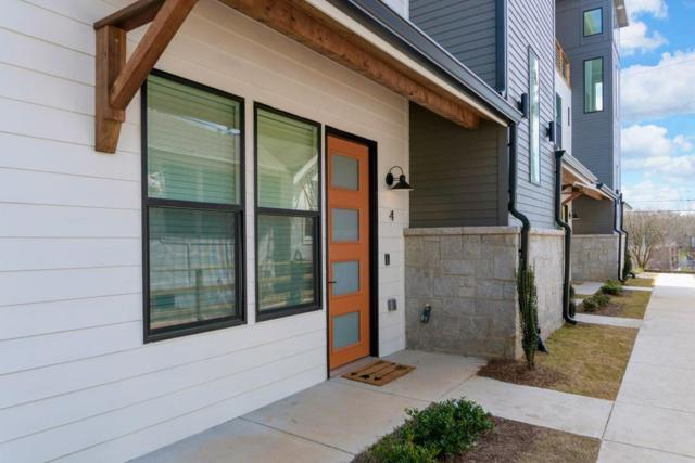 1840 Dekalb Avenue NE Unit 4, Atlanta, GA 30307 (MLS #6522432) :: The Zac Team @ RE/MAX Metro Atlanta