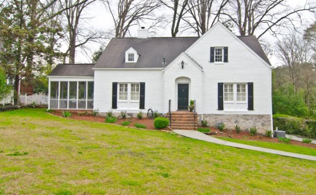 3927 N Stratford Road, Atlanta, GA 30342 (MLS #6522470) :: Buy Sell Live Atlanta