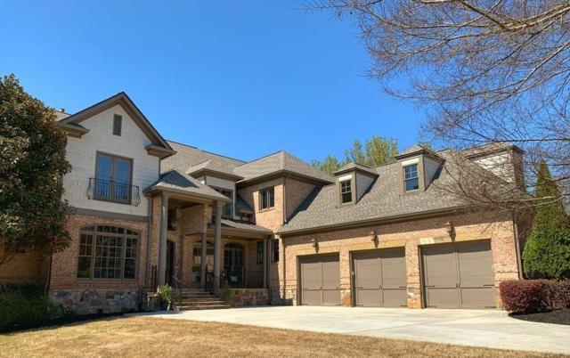 1295 Stonecroft Way, Marietta, GA 30062 (MLS #6522478) :: Rock River Realty
