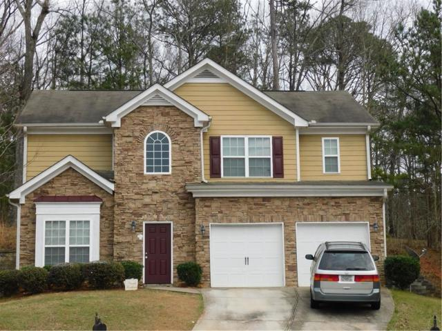 7781 Parkside Drive, Lithia Springs, GA 30122 (MLS #6522486) :: Iconic Living Real Estate Professionals