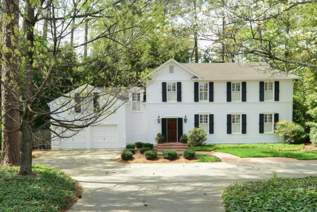 100 W Brookhaven Drive NE, Atlanta, GA 30319 (MLS #6522490) :: Charlie Ballard Real Estate