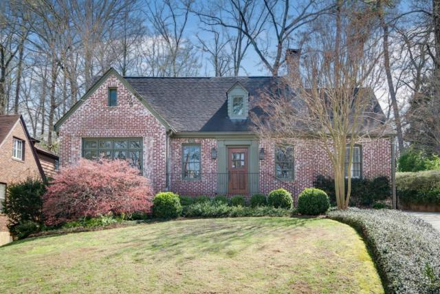 893 Plymouth Road NE, Atlanta, GA 30306 (MLS #6522502) :: Rock River Realty