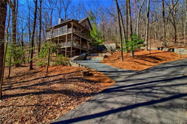 367 Windflower Drive, Big Canoe, GA 30143 (MLS #6522520) :: The North Georgia Group