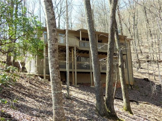 23 Pine Knoll, Big Canoe, GA 30143 (MLS #6522527) :: The North Georgia Group