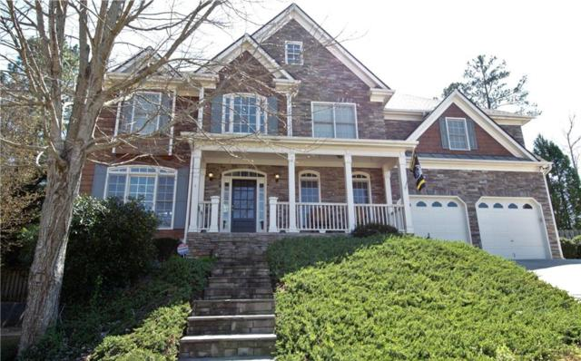 6083 Addington Overlook NW, Acworth, GA 30101 (MLS #6522560) :: Hollingsworth & Company Real Estate