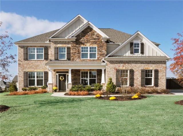 409 Amber Way, Woodstock, GA 30188 (MLS #6522605) :: Charlie Ballard Real Estate