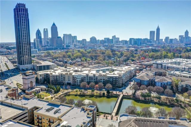 390 17th Street NW #3027, Atlanta, GA 30363 (MLS #6522642) :: The North Georgia Group