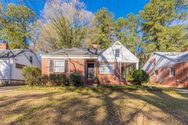 1919 S Gordon Street SW, Atlanta, GA 30310 (MLS #6522651) :: Charlie Ballard Real Estate