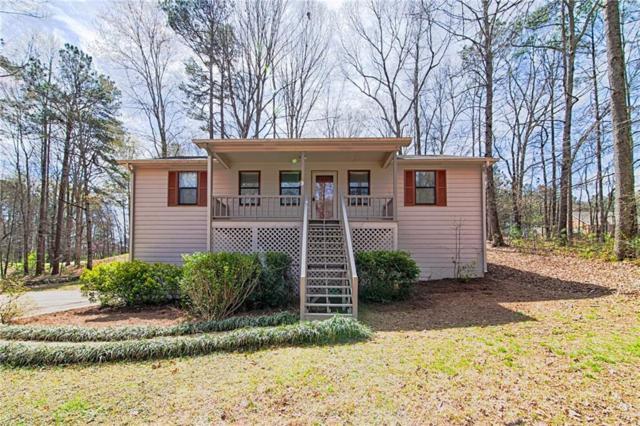 12 Woodland Street, Dallas, GA 30157 (MLS #6522684) :: Kennesaw Life Real Estate