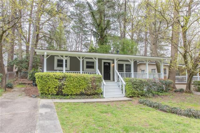 2059 Lenox Road NE, Atlanta, GA 30324 (MLS #6522695) :: The Zac Team @ RE/MAX Metro Atlanta