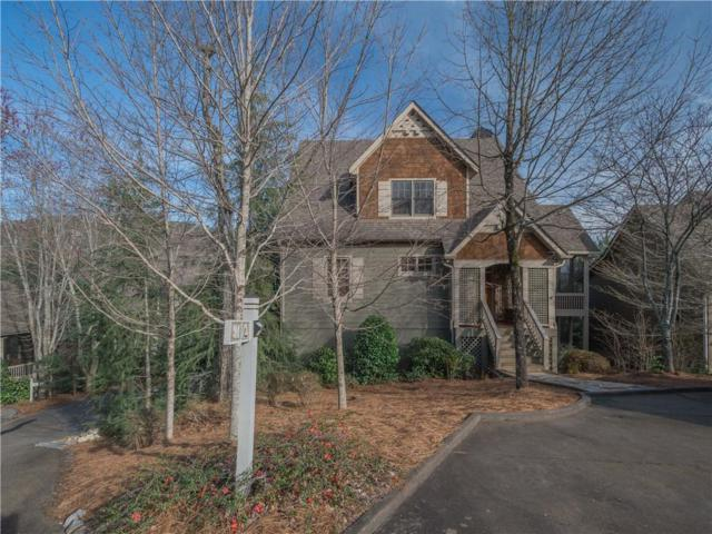 91 Laurel Ridge Trail, Big Canoe, GA 30534 (MLS #6522697) :: The North Georgia Group
