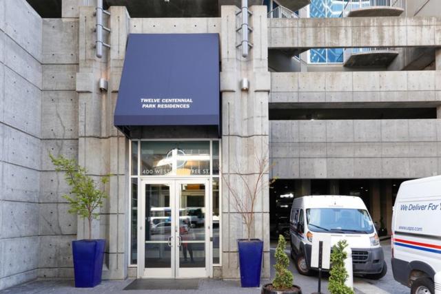 400 W Peachtree Street NW #3904, Atlanta, GA 30308 (MLS #6522701) :: Charlie Ballard Real Estate