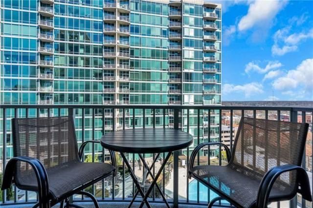 923 Peachtree Street NE #1222, Atlanta, GA 30309 (MLS #6522710) :: Charlie Ballard Real Estate