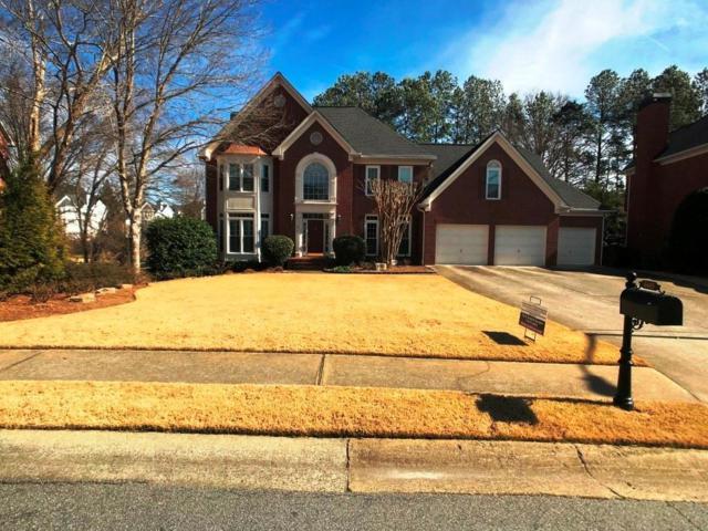 4445 Waterbury Lane, Marietta, GA 30062 (MLS #6522730) :: Kennesaw Life Real Estate