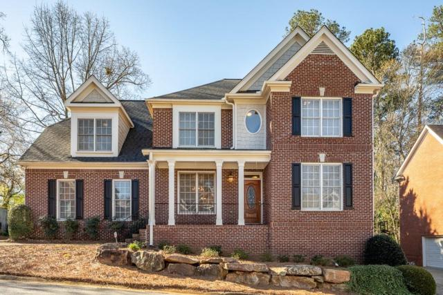 845 Enclave Walk, Roswell, GA 30075 (MLS #6522734) :: Iconic Living Real Estate Professionals