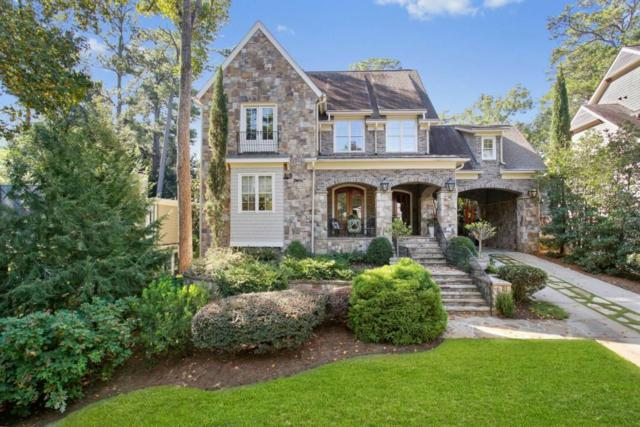 511 Pine Tree Drive NE, Atlanta, GA 30305 (MLS #6522745) :: The Zac Team @ RE/MAX Metro Atlanta