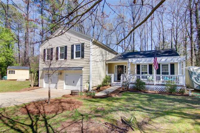 705 Barrington Way, Roswell, GA 30076 (MLS #6522835) :: North Atlanta Home Team