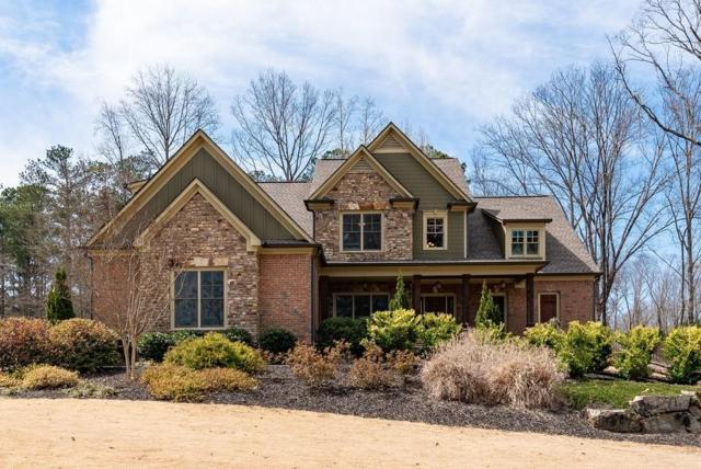 1495 White Rose Court NW, Kennesaw, GA 30152 (MLS #6522855) :: The Cowan Connection Team