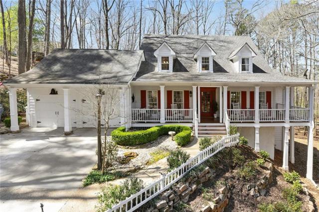 4030 Oakview Court, Alpharetta, GA 30005 (MLS #6522942) :: Hollingsworth & Company Real Estate