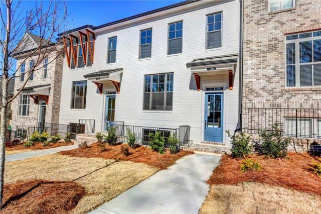 5301 Cresslyn Ridge #34, Johns Creek, GA 30005 (MLS #6522953) :: RE/MAX Prestige