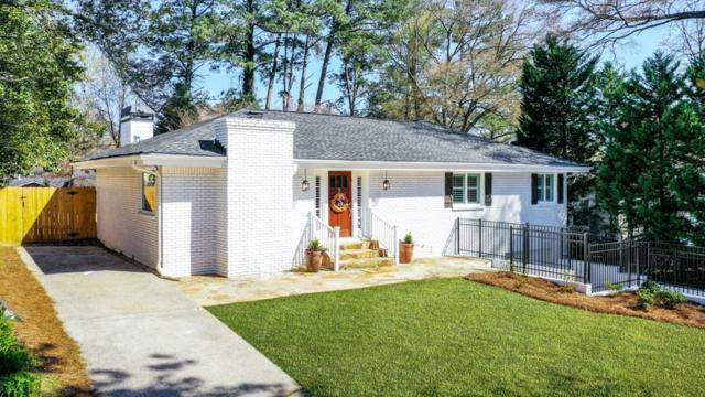 2805 N Thompson Road NE, Brookhaven, GA 30319 (MLS #6523082) :: Kennesaw Life Real Estate