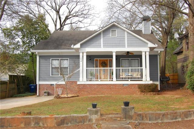 1094 Knott Street SE, Atlanta, GA 30316 (MLS #6523114) :: Kennesaw Life Real Estate