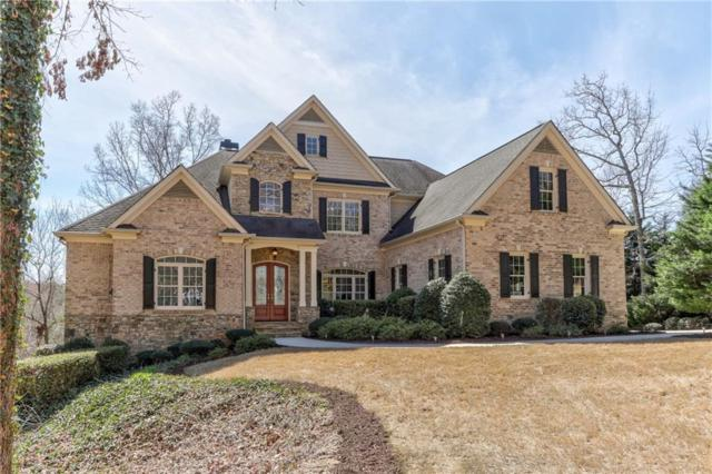 3461 N Harbour Court, Gainesville, GA 30506 (MLS #6523123) :: The North Georgia Group
