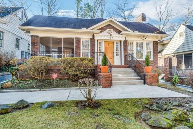 777 Brookridge Drive NE, Atlanta, GA 30306 (MLS #6523148) :: The Zac Team @ RE/MAX Metro Atlanta