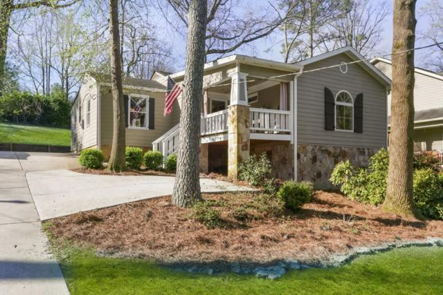 1887 Hickory Road, Chamblee, GA 30341 (MLS #6523173) :: Kennesaw Life Real Estate