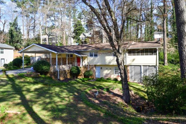 1544 Runnymeade Road NE, Brookhaven, GA 30319 (MLS #6523188) :: The Cowan Connection Team