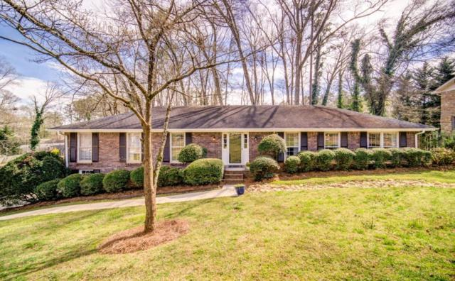 3380 Camelot Drive, Marietta, GA 30062 (MLS #6523194) :: The Zac Team @ RE/MAX Metro Atlanta