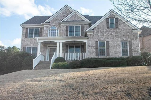 1763 Crossvale Drive, Dacula, GA 30019 (MLS #6523267) :: The Hinsons - Mike Hinson & Harriet Hinson