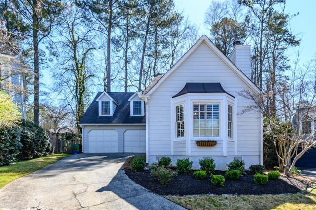 1087 Club Place NE, Brookhaven, GA 30319 (MLS #6523336) :: Kennesaw Life Real Estate