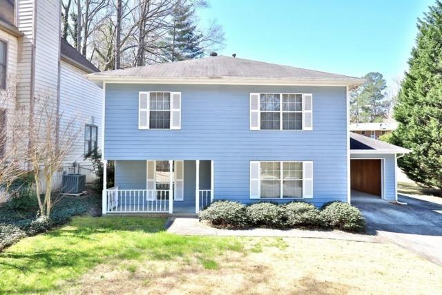 1094 New Gibraltar Square, Stone Mountain, GA 30083 (MLS #6523429) :: The Zac Team @ RE/MAX Metro Atlanta